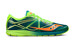 saucony Type A Buty do biegania zielony/pomarańczowy